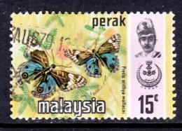 PERAK 151 B   PHOTOGRAVURE  (o) - Malaysia (1964-...)