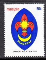 Malaysia  117   (o)  BOY SCOUTS - Malaysia (1964-...)