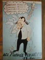 ACI PIETERS Verlaat FTD 11 Sept. 1981 ( Boeleke - Zie Foto´s Voor Details ) !! - Personnes Identifiées