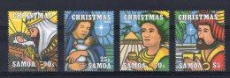 "SAMOA US : Série Neuve ** MNH : "" NOEL "" - Samoa Americano"