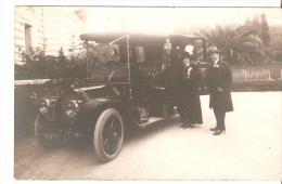 Peugeot. Type 95 . 1907. Voiture Avec Chauffeur. - Voitures De Tourisme
