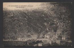 DF / 34 HERAULT / SAINT-GUILHEM-LE-DESERT / VUE GENERALE AERIENNE - Francia