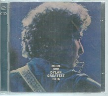 """2 CD    BOB DYLAN  -  """" MORE BOB DYLAN GREATEST HITS """"  -  21 TITRES - Other - English Music"""