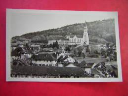 CPSM PHOTO 74  ANNECY VUE GENERALE ET LA VISITATION    NON VOYAGEE  CARTE EN BON ETAT - Annecy