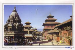 NEPAL -PATAN DURBAR SQUARE - Nepal