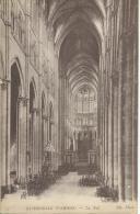 Cathedrale D'Amiens No 17  La Nef     ND Photo Imp. Phot. Neurdein Et Cie Paris - Amiens