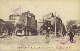 (83)     TOULON -   La Porte Neuve -  CPA N° 147 - Toulon