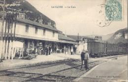 01 LA CLUSE LA GARE - France