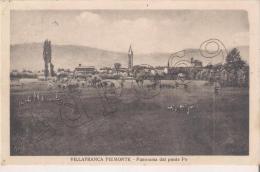 Torino - Villafranca Piemonte - Panorama Dal Ponte Po - Andere