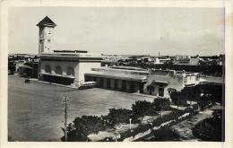 MAROC - CASABLANCA - La Gare - Casablanca