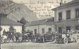 73 SAINT JEAN DE MAURIENNE ST JEAN DEPOT DES AUTOCARS GARE  MARCHE - Saint Jean De Maurienne