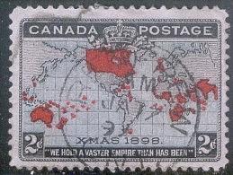 CANADA MI. 74a - Gebruikt