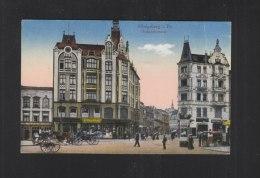 Russia Prussia PPC Königsberg Kaliningrad 1921 - Russia