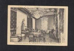 AK Grand-Hotel Bellevue Und Thiergarten-Hotel Berlin 1920 - Deutschland