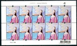 """PORTOGALLO - MADEIRA 2010** - Europa CEPT """"Libri Per L'infanzia"""" - 1 Block  MNH Come Da Scansione - Europa-CEPT"""