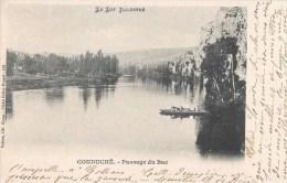 CONDUCHE PASSAGE DU BAC 46 LOT 1900 - Frankrijk