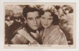 Ramon Novarro & Dorothy Jordan.France Edition Nr.763 - Attori