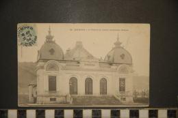 CP, 29, Quimper Le Theatre G Lafont Architecte Nantes - Quimper