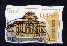 Privatpost WVD Nr.1          O  Used       (001) Chemnitz 2002 M-Brief - [7] Federal Republic