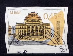 Privatpost WVD Nr.1          O  Used       (003) Chemnitz 2002 M-Brief - [7] Federal Republic