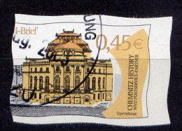 Privatpost WVD 2002 M-Brief          O  Used       (004) Chemnitz - [7] Federal Republic