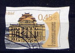 Privatpost WVD 2002 M-Brief          O  Used       (005) Chemnitz - [7] Federal Republic