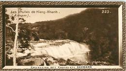 CHOCOLAT SUCHARD : IMAGE N° 225 . LES CHUTES DE HIENG-KHANH . ANNAM . - Suchard