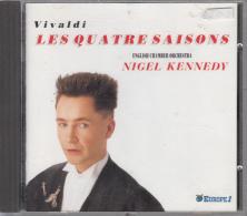 Cd  Vivaldie Les 4 Saisons  Nigel Kennedy - Klassik