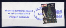 Privatpost Post Modern Nr.70         O  Used       (011) Dresden Frauenkirche 46 Cent - [7] Federal Republic