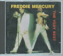 """CD   FREDDIE MERCURY ( QUEEN )  -  """" THE VERY BEST  """"  -  18  TITRES - Other - English Music"""