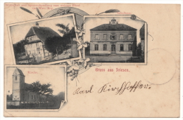 68 - GRUSS Aus FRIESEN (2) - Multivues - 1904 - France