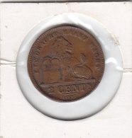 2 Centimes Cuivre Albert I 1910 FL - 1909-1934: Albert I