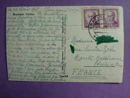 CPA BRATISLAVA - Carlton - TIMBRE - Petit Format - - Slovacchia