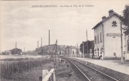 JEANDELAINCOURT : La Gare Et Vue De La Tuilerie - Frankrijk