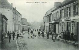 62 AUDRUICQ  Rue Du Calaisis (très Animée) - Audruicq