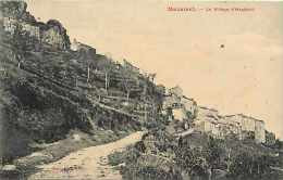 Tarn  - Ref A 23 - Hautpoul -l'arrivée Au Village  -  Carte Bon état - - Frankreich
