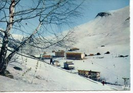 Les Deux 2 Alpes : L´Alpe Du Mont De Lans - Chalets Station - N°66 Iris Animée Dentelée En Hiver - Autres Communes