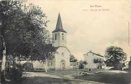 Tarn  - Ref A 10 -  Tanus   - L'église - Carte Bon état - - Frankreich