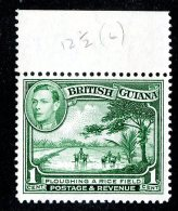 128 X)  Br.Guiana 1938  SG.308 ~    Mnh**yellow Green - British Guiana (...-1966)
