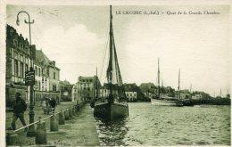 LE CROISIC(LOIRE ATLANTIQUE) BATEAU DE PECHE - Le Croisic
