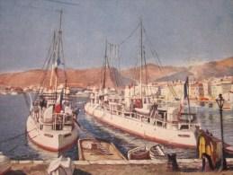 TUCK Petit Rang Torpilleur-Toulon BATEAU NAVIRE DE GUERRE,SHIP Boot-Krieg, BOAT WAR,NAVE GUERRA,BARCA FORRO,BARCO GUERRA - Guerra