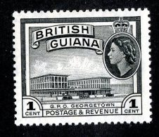 134 X)  Br.Guiana 1954  SG.331 ~  M* - British Guiana (...-1966)