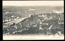 69 LYON 02 / Jonction Du Rhône Et De La Saône / - Lyon