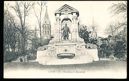 69 LYON 01 / Monument Burdeau / - Lyon