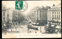 69 LYON 02 / Perspective Rue De La République / - Lyon 2