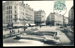 69 LYON 02 / Place Et Rue De La République / - Lyon