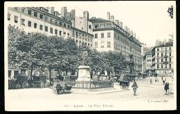 69 LYON 01 / La Place Tolozan / - Lyon
