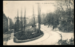 69 LYON 01 / Le Jardin Des Plantes / - Lyon