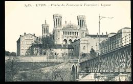 69 LYON 05 / Viaduc Du Tramway De Fourvière à Loyasse / - Lyon