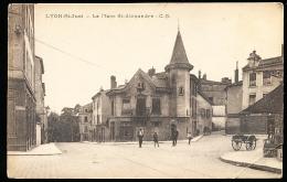 69 LYON 05 / Saint Just, Place Saint Alexandre / - Lyon